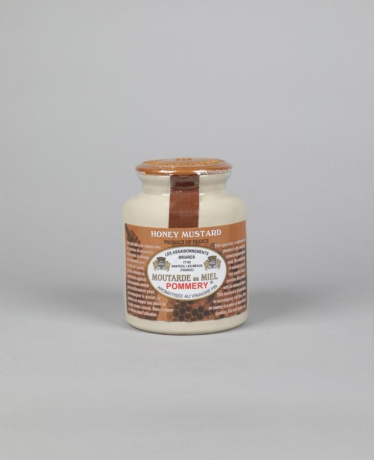 Moutarde de Meaux au miel