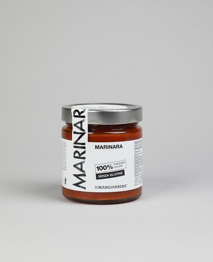 Sauce tomate marinara (ail...