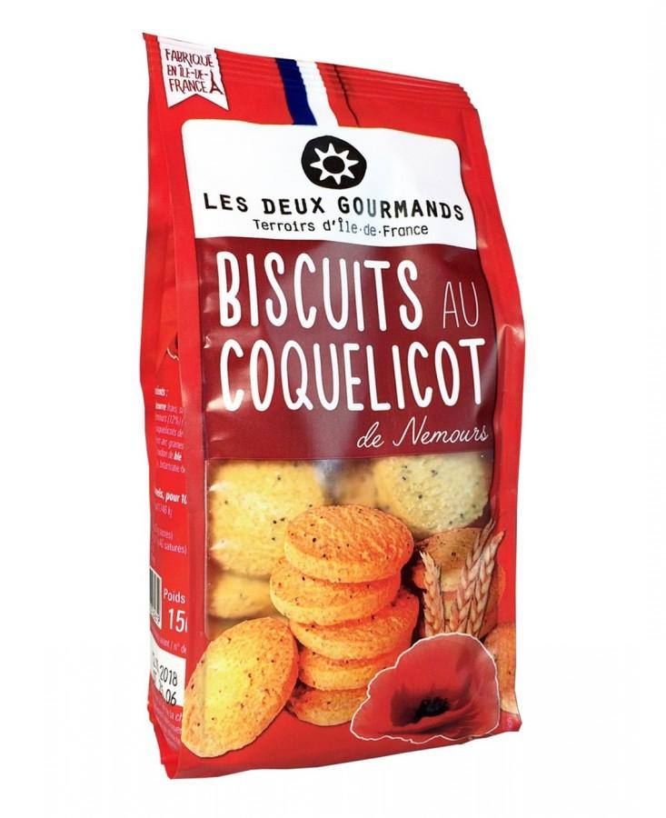 Biscuits aux coquelicots de...