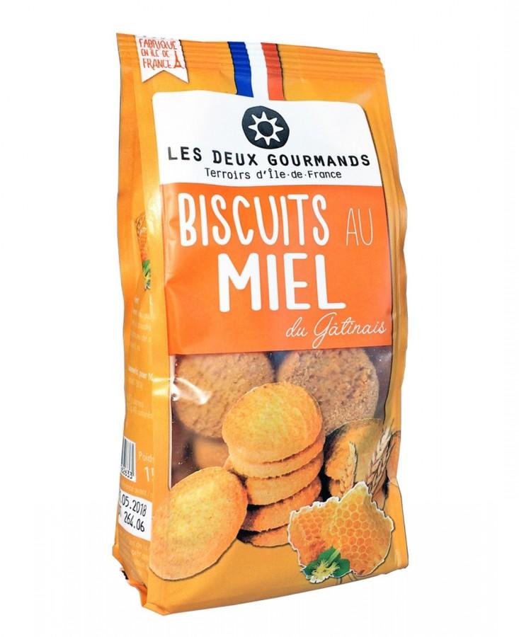 Biscuits au miel du Gâtinais