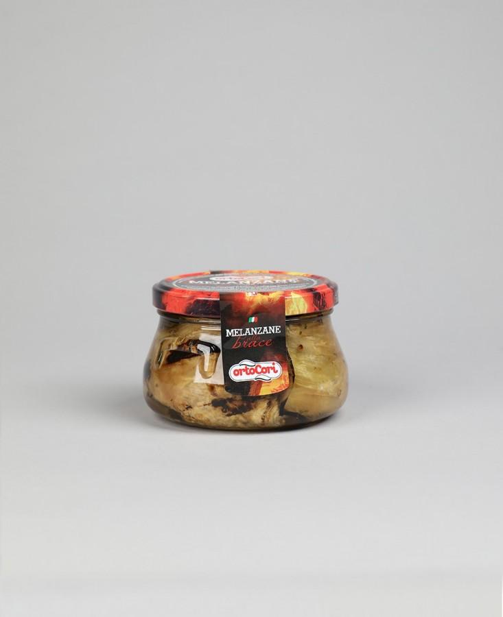 Aubergines grillées...