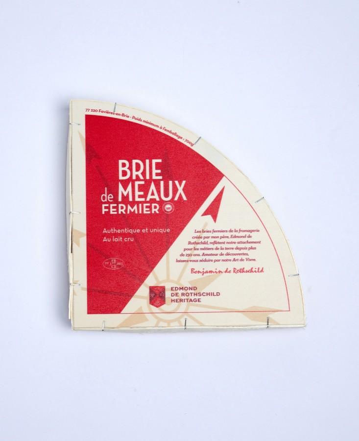 Brie de Meaux fermier AOP...