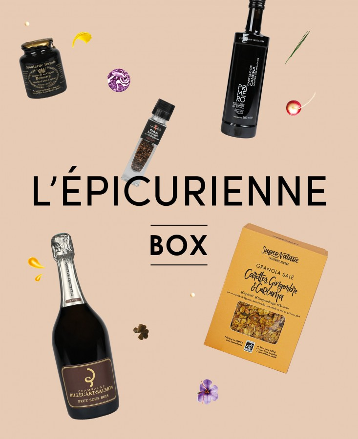 L'Epicurienne box