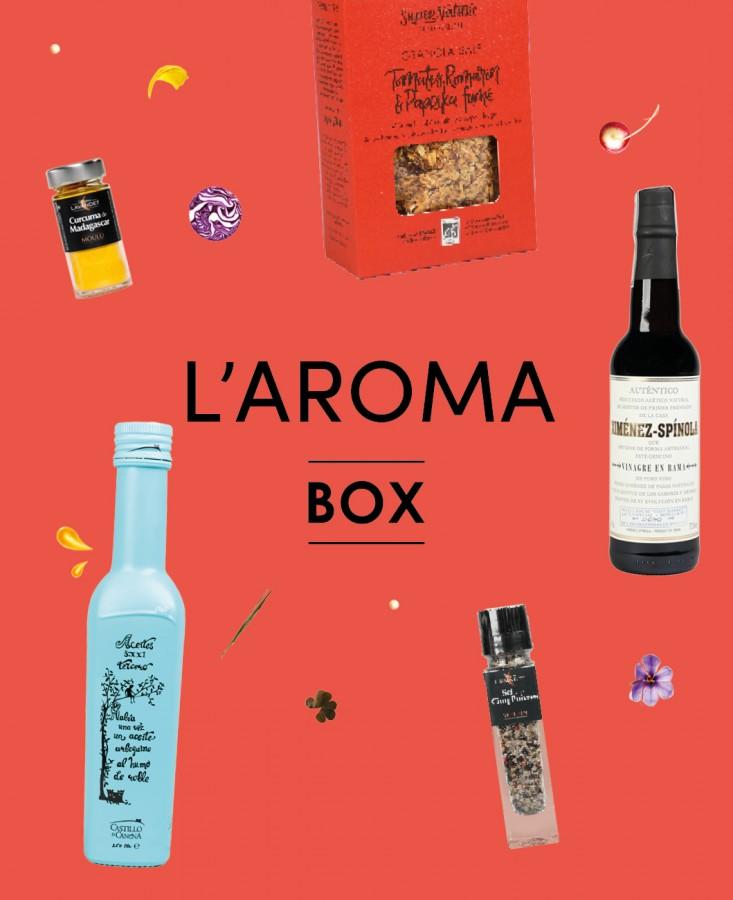 L'Aroma box