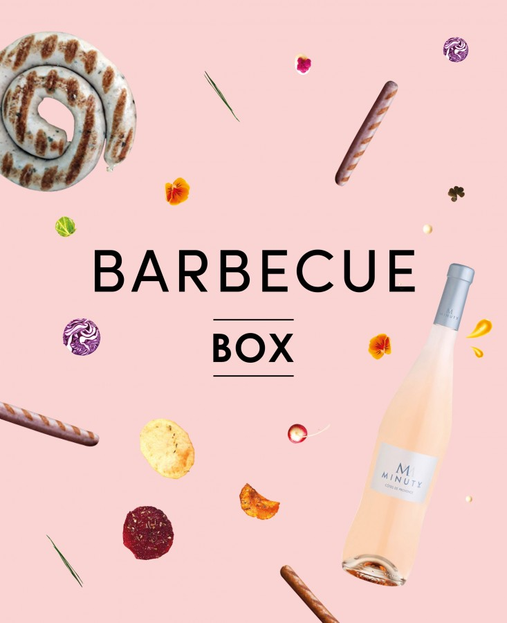 La box Barbecue